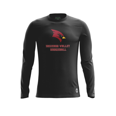 Saginaw Valley State Dodgeball Alternate LS Jersey