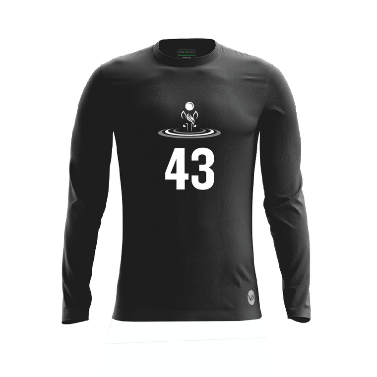 Shockoe Slip Flatball Alternate Dark LS Jersey