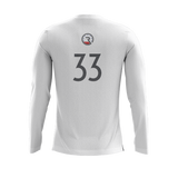 Shockoe Slip Flatball Light LS Jersey