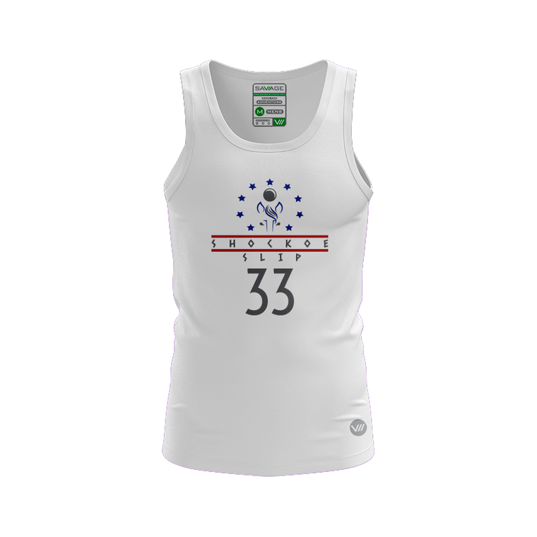 Shockoe Slip Flatball Light Jersey Tank