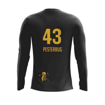 Pesterbug Alternate Dark Long Sleeve Jersey