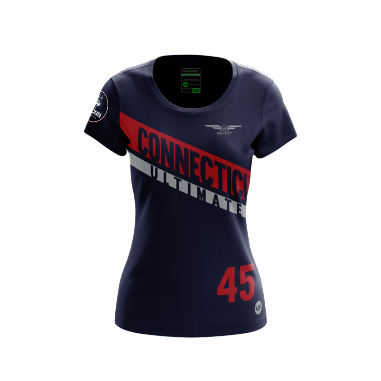 Connecticut Rise Ultimate Dark Jersey