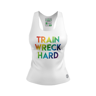 Trainwreck Light Tank Jersey