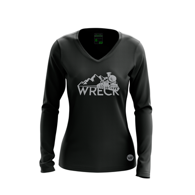Trainwreck Dark LS Jersey