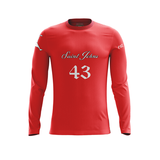 BAM Ultimate Red LS Jersey
