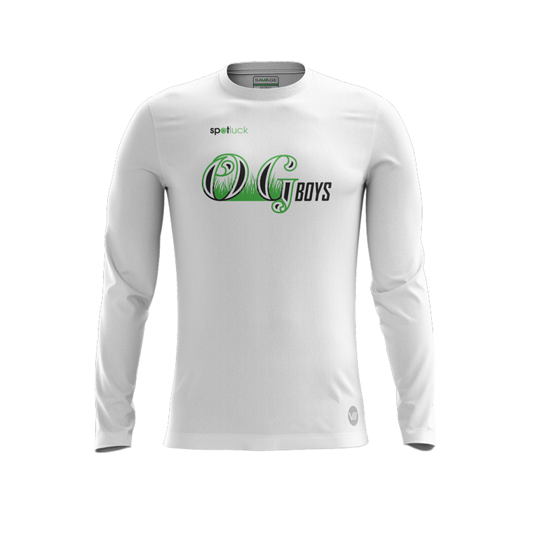 Oakgrove Boys Ultimate Light LS Jersey