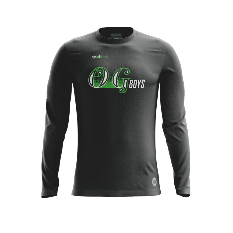 Oakgrove Boys Ultimate Dark LS Jersey