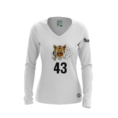Tigerlilies Ultimate LS Light Jersey (2018 Edition)