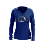 Comets Ultimate Dark LS Jersey