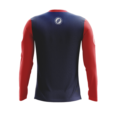 Jomez Productions Classic #1 Long Sleeve Jersey