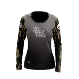 Jomez Productions Camo Gun Show Long Sleeve Jersey