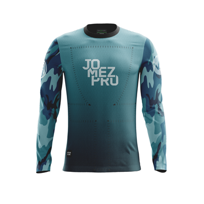 Jomez Productions Aqua Gun Show Long Sleeve Jersey