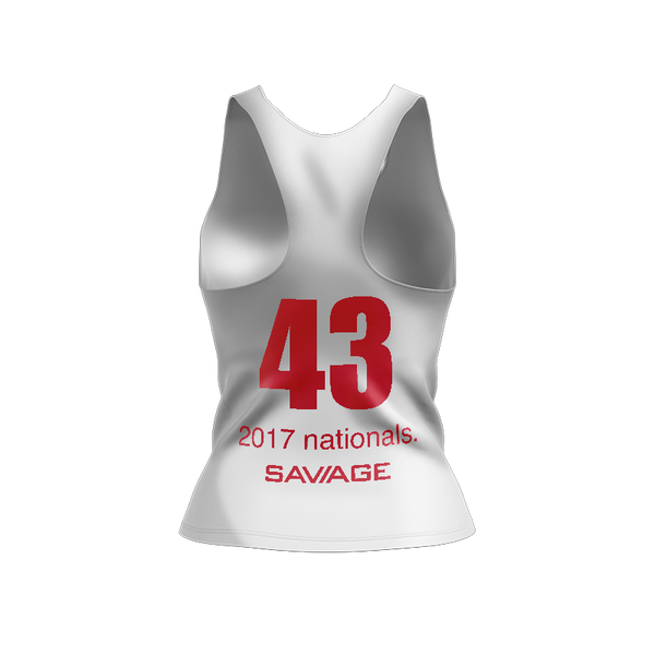 Shame. 2017 Nationals Light Tank Jersey
