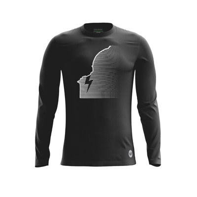Union Ultimate Dark LS Warm-Up Jersey