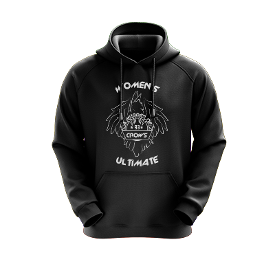 A Murder of Crows Ultimate Hoodie (Crow Crest)