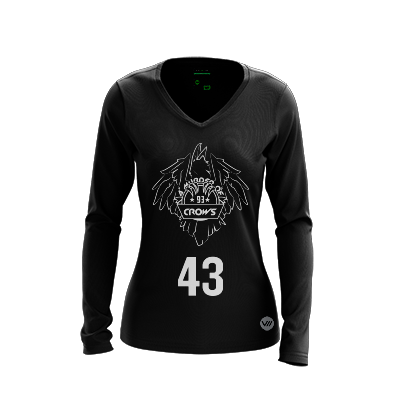 A Murder of Crows Ultimate LS Warmup Jersey