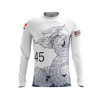 UVA Hydra 2018 Light LS Jersey