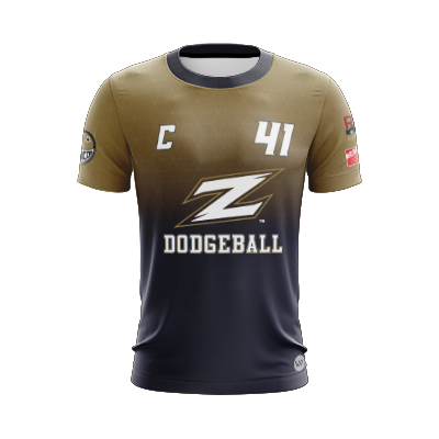Akron Dodgeball Jersey