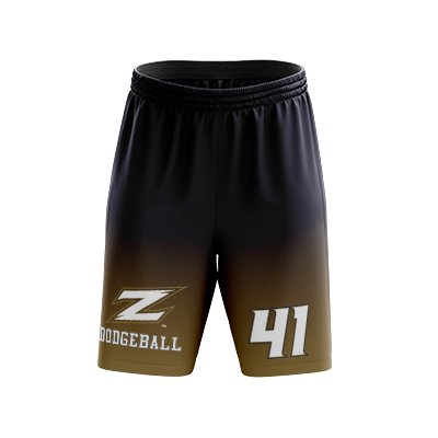 Akron Dodgeball Shorts