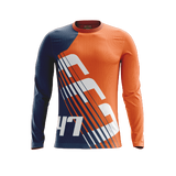 Syracuse Fox Force LS Warmup Jersey