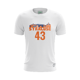 Syracuse Fox Force Light Jersey