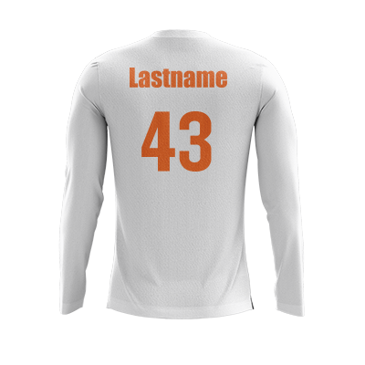 Syracuse Fox Force LS Light Jersey
