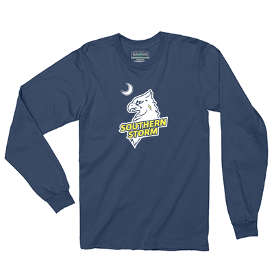Southern Storm LS Tee (Mascot)