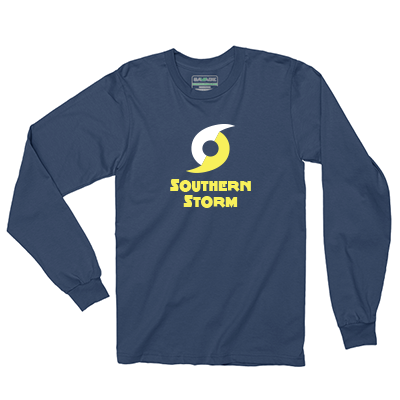 Southern Storm LS Tee (Storm's Eye)