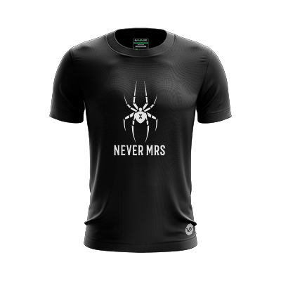 Never Mrs Alternate Dark Jersey