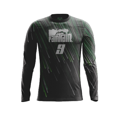 Pain Train Ultimate Dark LS Jersey