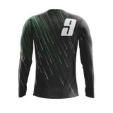 Dartmouth Pain Train Dark LS Jersey