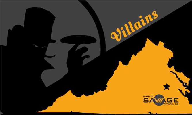 VCU Villains Flag