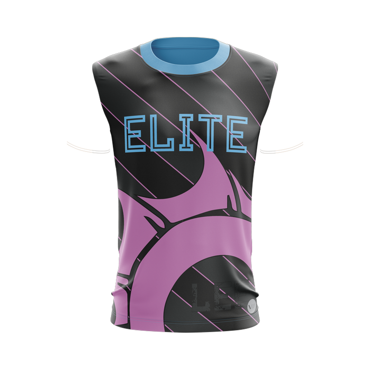 Lake Erie Elite Dark Sleeveless Jersey
