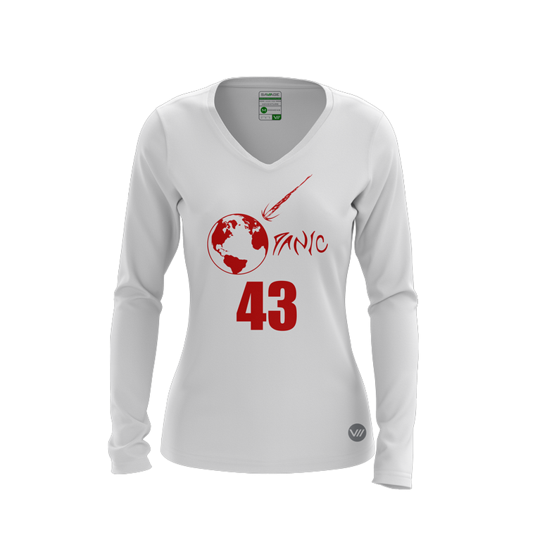 Stony Brook Ultimate Panic Light LS Jersey