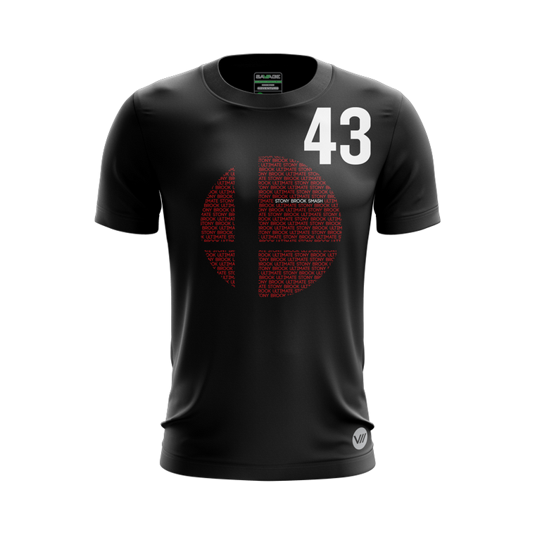 Stony Brook Ultimate Smash Dark Jersey