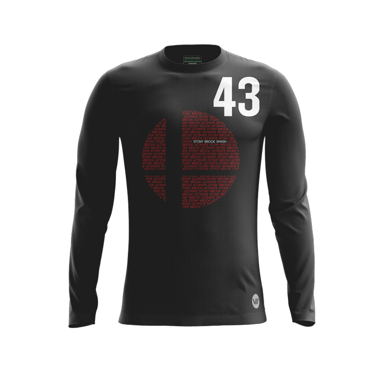 Stony Brook Ultimate Smash Dark LS Jersey
