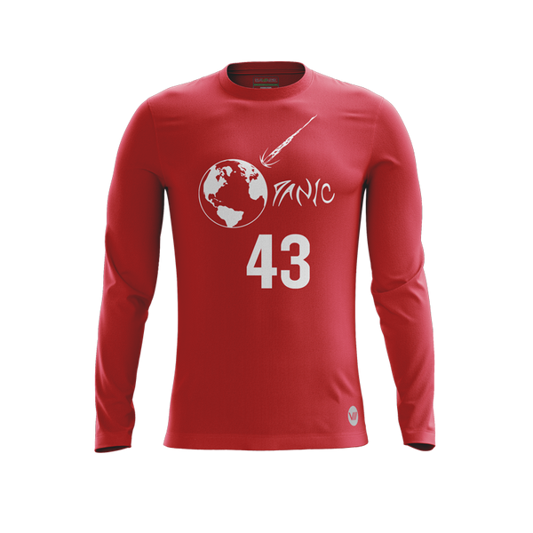 Stony Brook Ultimate Panic Dark LS Jersey