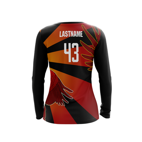 Kohucks Ultimate Dark LS Jersey