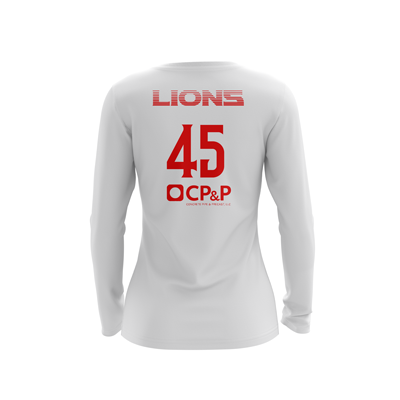 Richmond Lions Fan LS Jersey