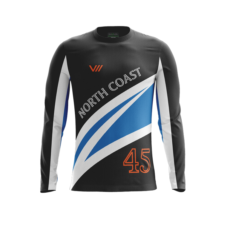 North Coast Ultimate Dark LS Jersey