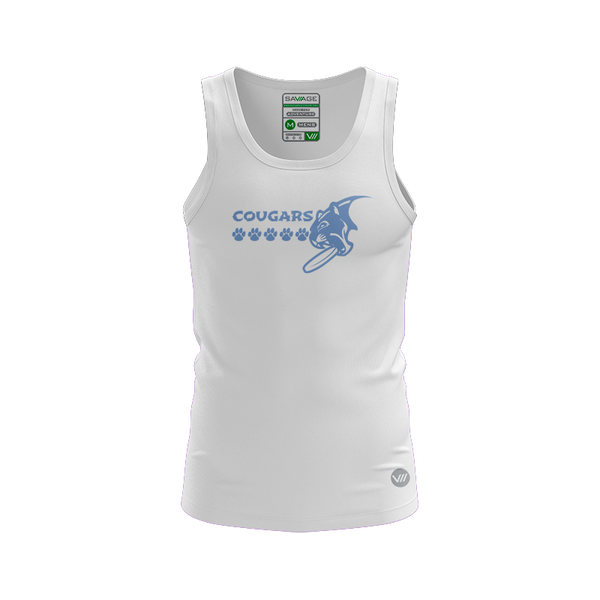 Mt Mansfield Cougars Light Tank Jersey
