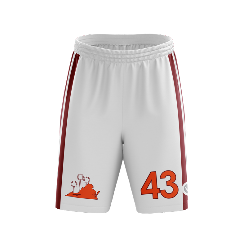 Blacksburg Quidditch Club Ultimate Shorts