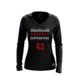 DC Scandal Long Sleeve Dark Jersey