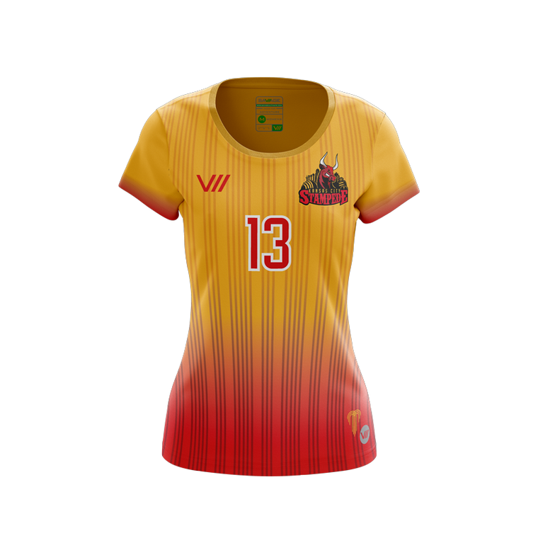MLQ Kansas City Stampede Replica Jersey