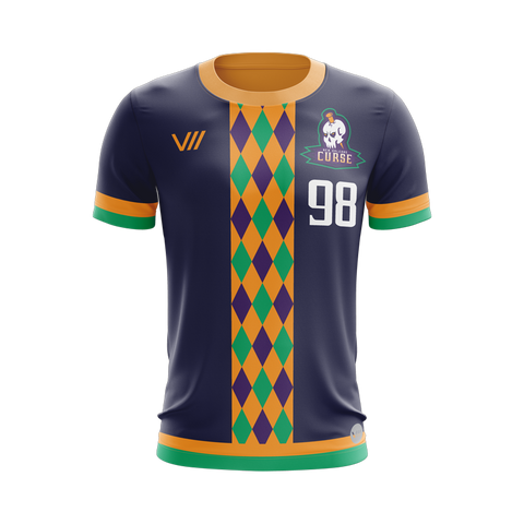 MLQ New Orleans Curse Replica Jersey