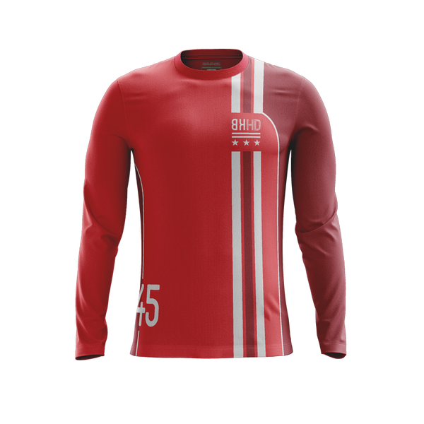Backhanded Ultimate Dark LS Jersey