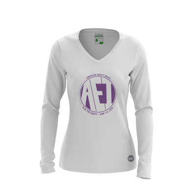 American Equity Invite Light LS Jersey