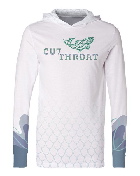 Cutthroat Ultimate Champ - Hooded Long Sleeve Jersey
