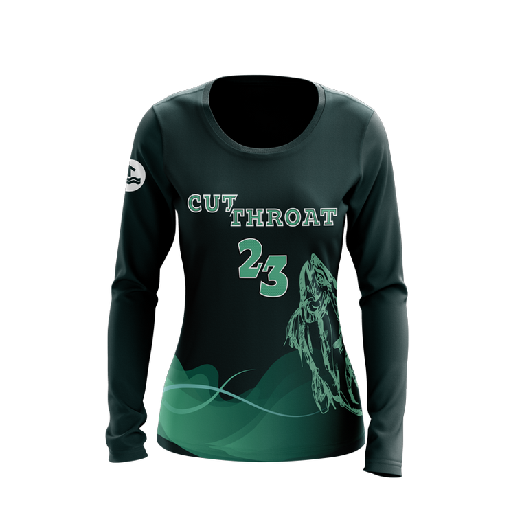 Cutthroat Ultimate Dark LS Jersey