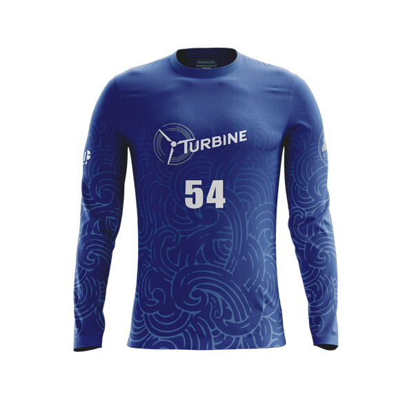 Turbine Dark LS Jersey